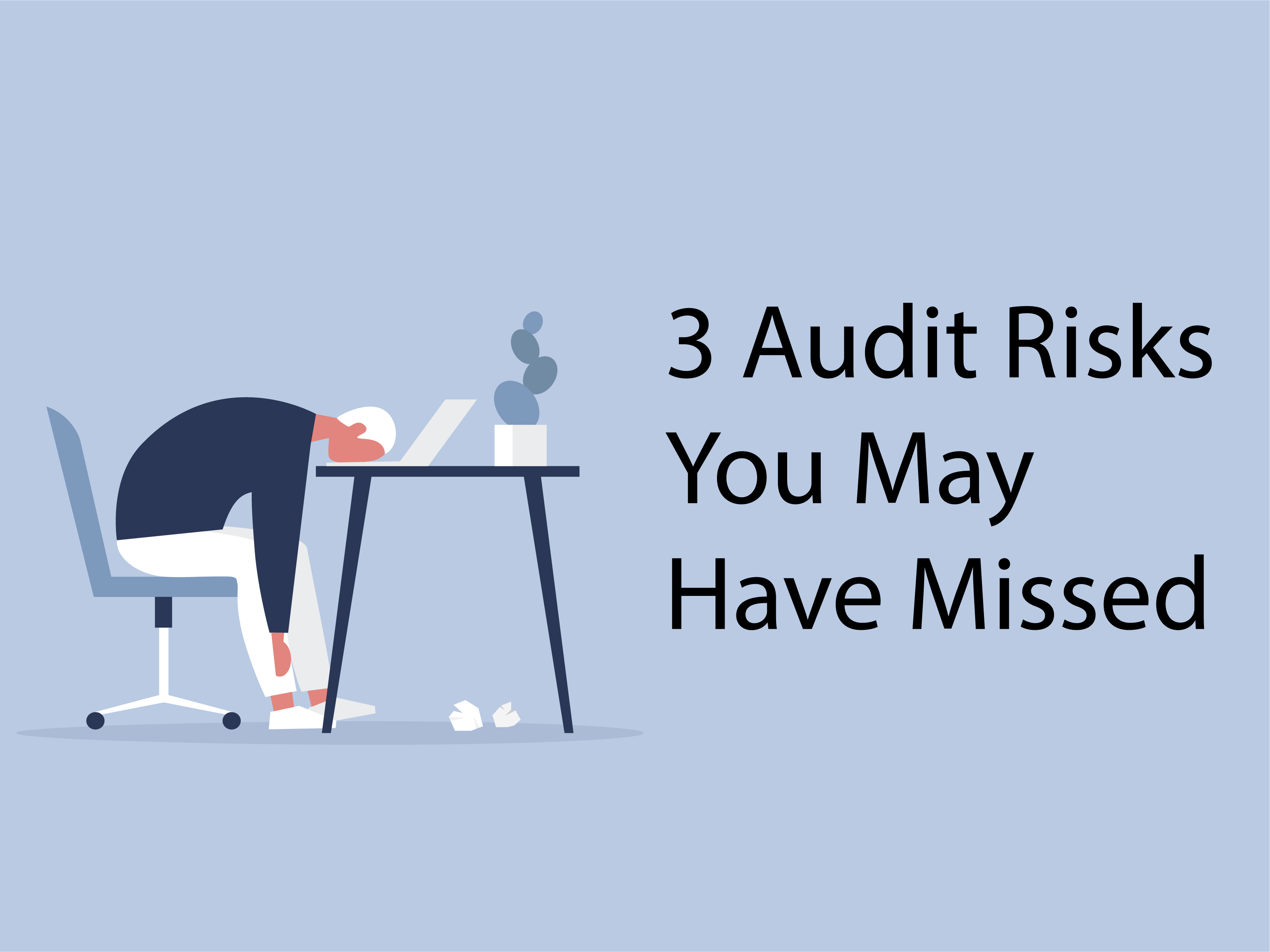 Audit risks for credit unions from redboard